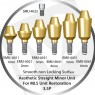 1 - 6 mm x 3.5 Platform Aesthetic Minor Unit - Straight MLS