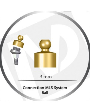 3mm Connection, MLS System Ball