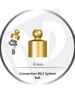 4mm Connection, MLS System Ball