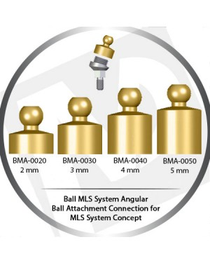 2-5mm Connection, MLS System Ball