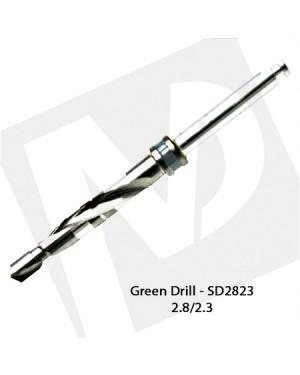 2.8/2.3 Drill – Gray