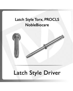 Latch Style Torx Driver PROCLS NobleBiocare