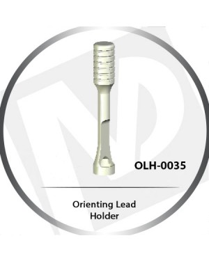 Orienting Lead Holder
