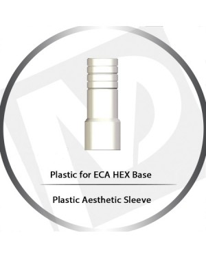 Plastic Aesthetic Sleeve – ECA HEX Base