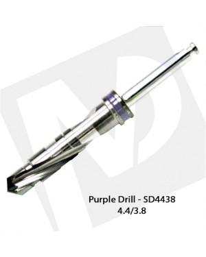 4.4/3.8 Drill – Purple
