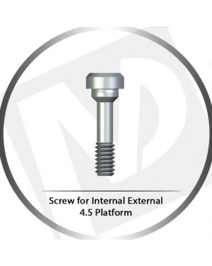 4.5 Platform Screw For Internal External