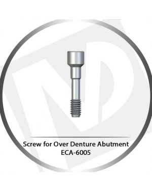 Screw for Over Denture Abutment ECA-6005