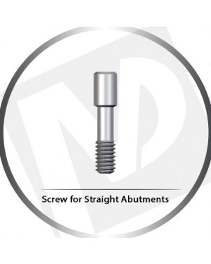 Screw for Straight Abutment