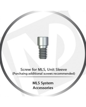 Screw For MLS – Unit Sleeve