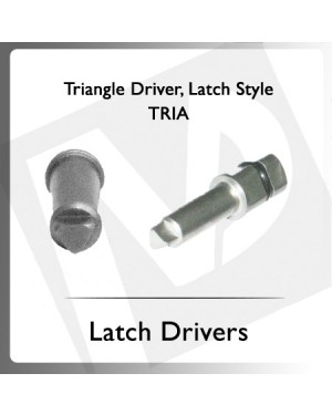 4mm Latch Style Triangle Driver