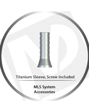 Titanium Sleeve (Screw Included)