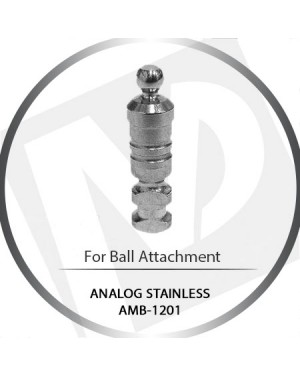 Analog Stainless Steel Body for Ball Attachment