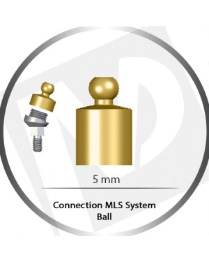 5mm Connection, MLS System Ball