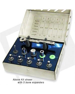 Bone Expander Kit - 6 Bone Expanders