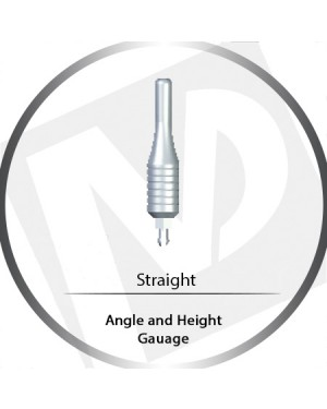 Straight Gauge – Angle & Height