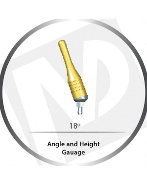 18º Gauge – Angle & Height