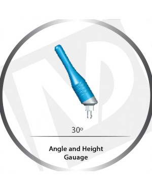 30º Gauge – Angle & Height