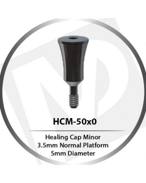 Healing Cap Minor - 3.5mm Minor Platform