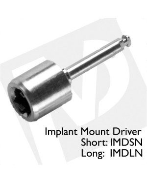 Implant Mount Driver Short/Long