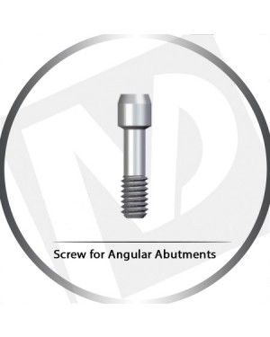 Screw for Angular Abutments