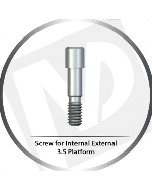 3.5 Platform Screw For Internal External
