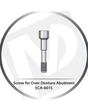 Screw for Over Denture Abutment ECA-6015