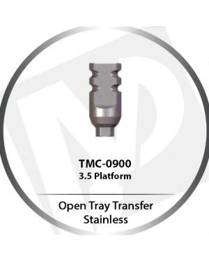 Transfer Minor Close Tray Stainless – 3.5 Platform