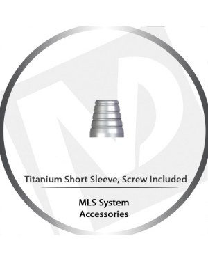 Titanium Short Sleeve (Screw Included)